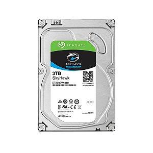 HD Seagate 3 Tera 5900RPM 64MB SkyHawk