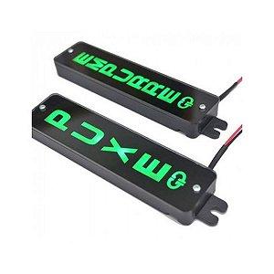 Mini Sinalizador GP Control LED