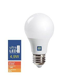 LED 4,9W 3000K Amarela