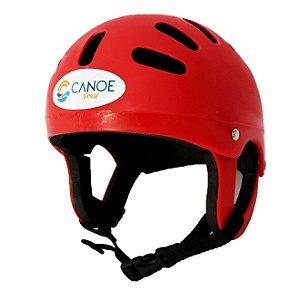 Capacete Sport com protetor de orelhas