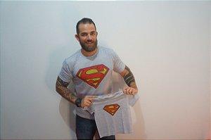 Camiseta Super Homem - INFANTIL
