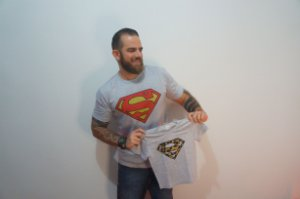Camiseta Super Oncinha - INFANTIL