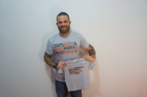 Camiseta Super Heróis - INFANTIL