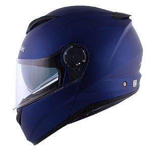 Capacete Norisk Force Monocolor Azul Fosco