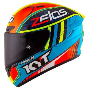 Capacete KYT NX Race Xavier Simeon Azul