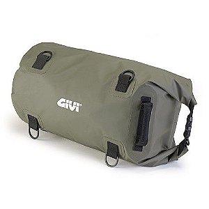 Bolsa Cilíndrica GIVI Easy Range (EA115BK) Verde