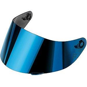 Viseira AVG K1/K3 Azul