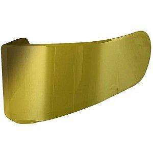 Viseira LS2 FF397 Vector Dourado
