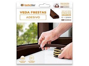 Veda Fresta 6x9 Mm Marrom 6 Metros Comfort Door