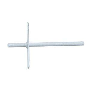Cantoneira Invisível 15 cm para Prateleiras