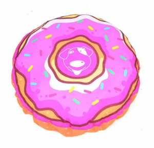 Almofada Donuts Rosa - Emporium Distripet