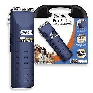 Maquina de tosa wahl PRO series recarregavel