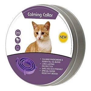 Coleira Calmante Para Cães E Gatos