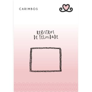Carimbo Registros de Felicidade ( Coleção Todos os Sonhos do Mundo) - pacote com 3 unidades
