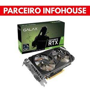 PLACA DE VÍDEO GALAX GeForce RTX 2060 6GB (LINK PARCEIRO DESCRIÇÃO)