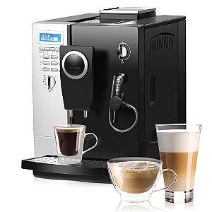 Máquina de Café Expresso Superautomática Costway