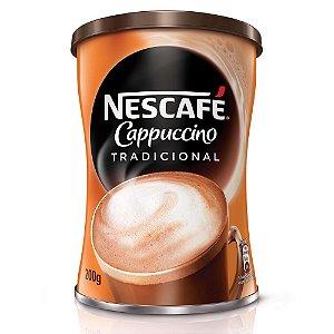 Café Nescafé Cappuccino Tradicional 200g