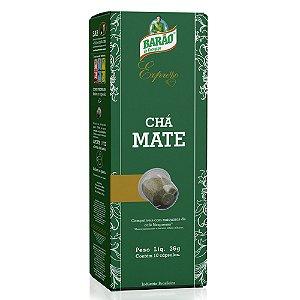 Chá Espresso Barão Mate Caixa 10 Cápsulas