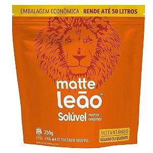 Chá Matte Leão - Solúvel Pouch 250g