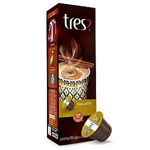 Chá Espresso Chai Latte - 10 Cápsulas - 3 Corações