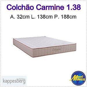 Colchão Carmine 1,38