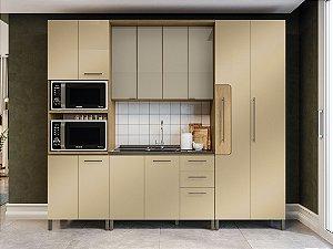 Cozinha Modulada Áurea 2 - kappesberg