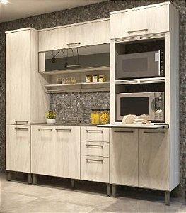 Cozinha Modulada Camélia 1