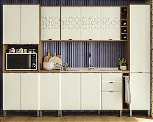 Cozinha Modulada Lotus 1
