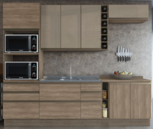 Cozinha Modulada Maxxi 1 - Kappesberg