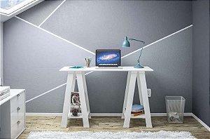 Escrivaninha Delta - Branco