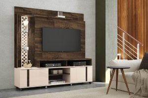 Home Theater Vitral - Deck / Off white