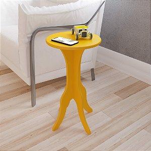 Mesa de Apoio Kin Cor Amarelo