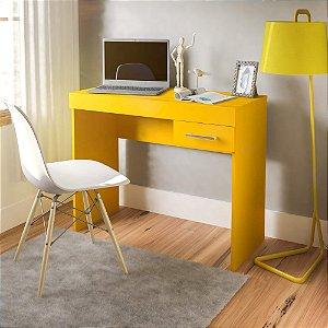 Mesa p/ Notebook Cooler Cor Amarelo