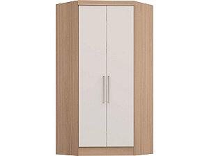 Módulo Closet Infinty 3806A - Nogueira / Branco
