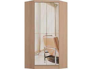 Módulo Closet  Infinity 3806A - Nogueira com espelho