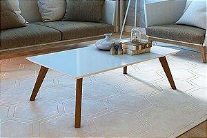 Mesa de Centro Classic - Off White - Imcal