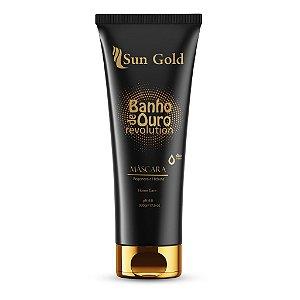 Máscara Banho de Ouro 300g