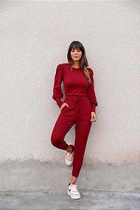 Conjunto Camila Vermelho