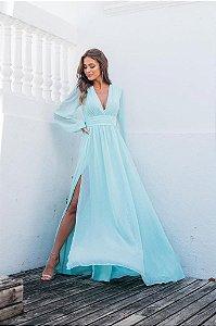 Vestido Longo Fabi Tiffany