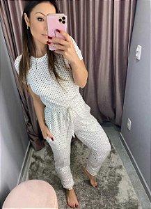 Pijama Lana OFF