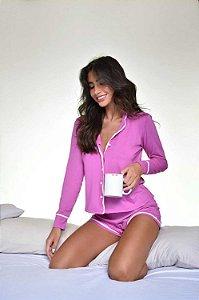 Pijama Hope Roxo