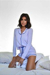 Pijama Marisa Lilás