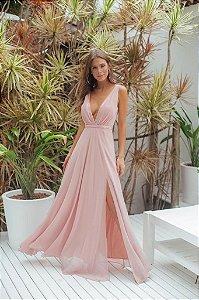 Vestido Longo Taylor Rose