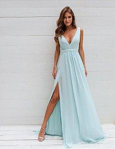 Vestido Longo Elis Tiffany