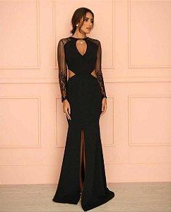 Vestido Longo Olivia