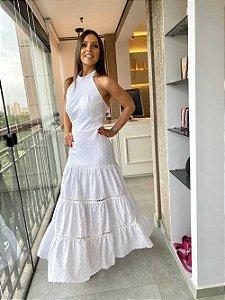 Vestido Longuete Ana Branco