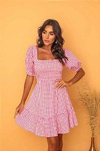 Vestido Rebeca Pink