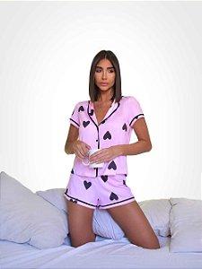 Pijama Analu Rosa