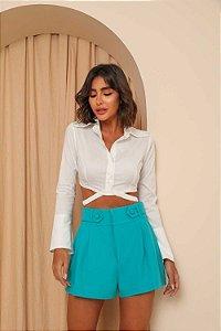 Shorts Evase Lully Azul
