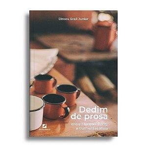 Dedim de prosa sobre a criação em Guimarães Rosa